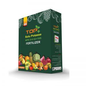 کود سولو پتاس ۵۲% پودری (۱کیلوگرمی) - سناپالیز