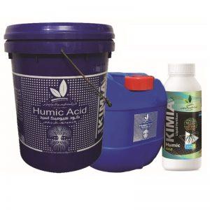 کود مایع اسید هیومیک - سنا پالیز