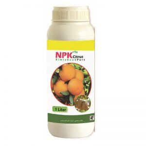 کود مایع کامل NPK مخصوص مرکبات۱ لیتری - سناپالیز