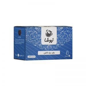چای خالص کیسه ای 20 عددی نیوشا - سناپالیز