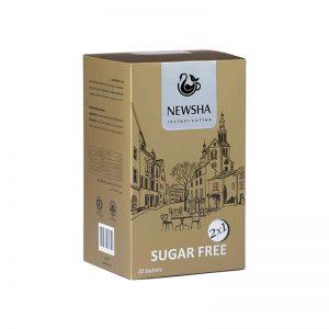 کافی میکس 2 در 1 بدون شکر نیوشا - سناپالیز