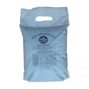 ورمی کمپوست ( 2 کیلوگرم) - سناپالیز