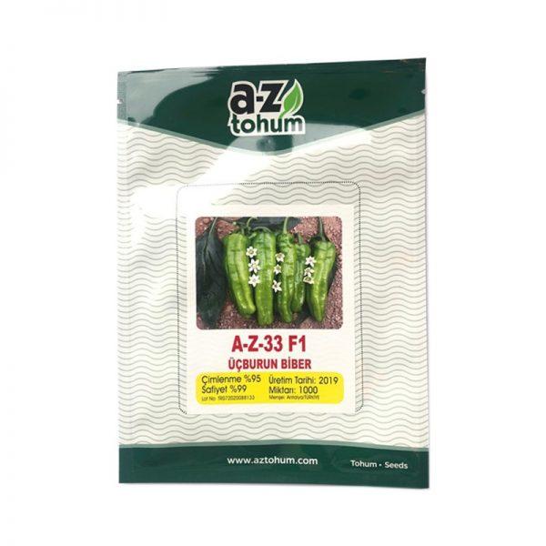 بذر ترکیه ایی فلفل قرمز AZ33 - سناپالیز