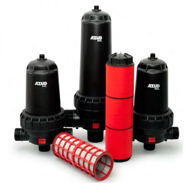 فیلتر دیسکی AGL آزود - سناپالیز