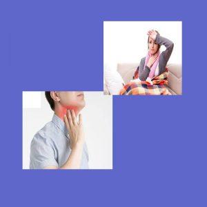 پک درمان و تسکین گلو درد 20 روزه - سناپالیز