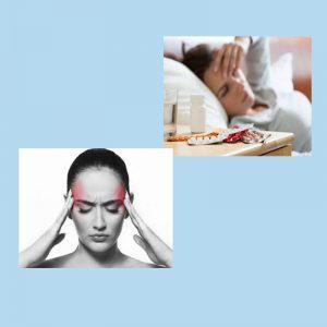 پک درمان میگرن و سردرد های شدید - سناپالیز