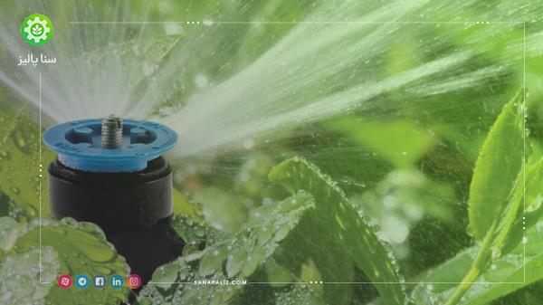 انواع اتصالات آبیاری در کشاورزی