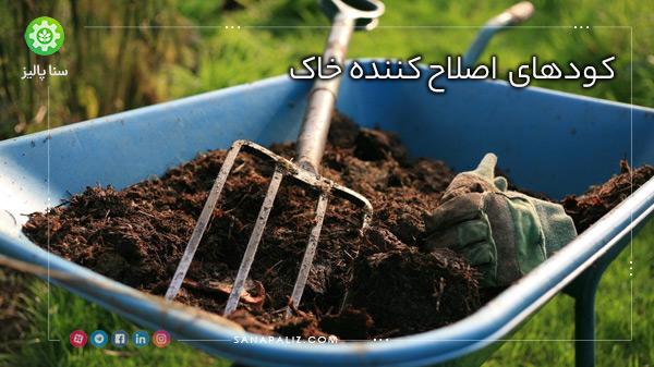 کود های اصلاح کننده خاک در کشاورزی چه کاربردی دارند؟